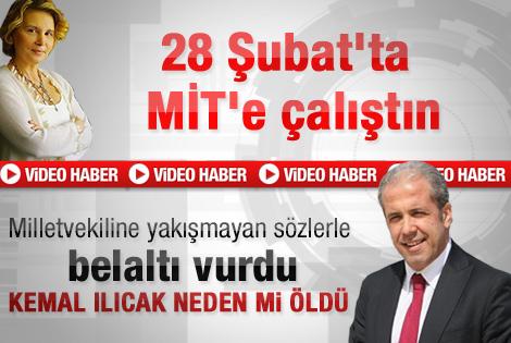 Şamil Tayyar twitter'da Ilıcak'a belaltı vurdu