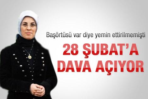 Kavakçı'dan 28 Şubat'a suç duyurusu