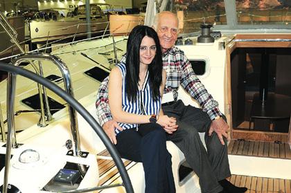 İnan Kıraç'ın kızı İpek Kıraç iş hayatına başladı