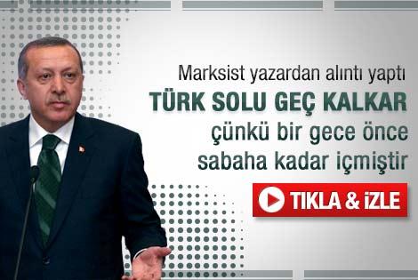 Erdoğan'ın 28 Şubat 2012 parti grubu konuşması