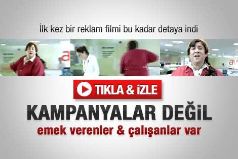 Avea'nın Ata Demirer'li yeni reklam filmi