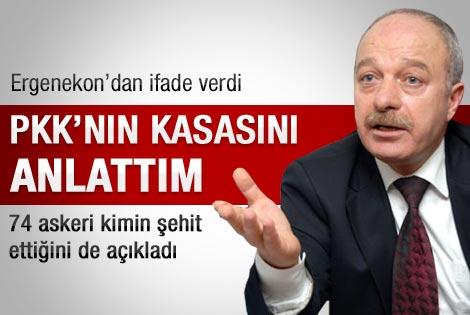 Sarızeybek: PKK'nın kasasını anlattım