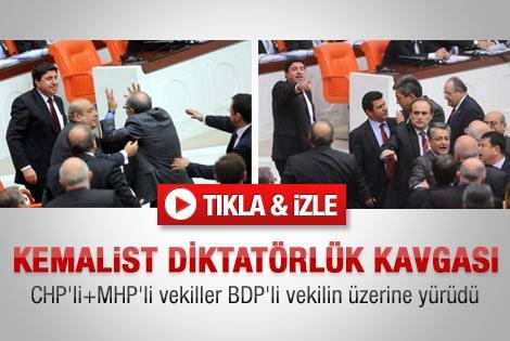 Meclis'te Kemalist diktatörlük kavgası