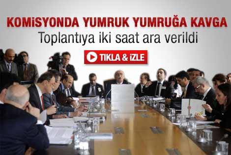 Hakan Şükür'ün danışmanı CHP'li vekile yumruk attı