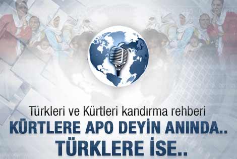 Türkleri ve Kürtleri kandırma rehberi