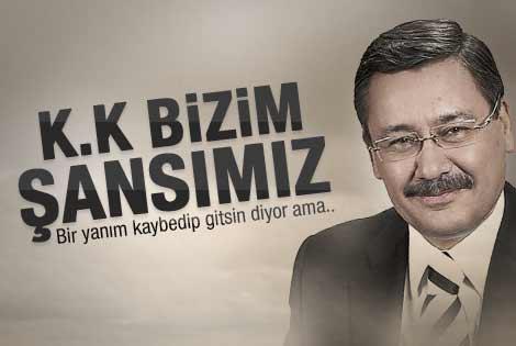 Gökçek: Kılıçdaroğlu defolu lider