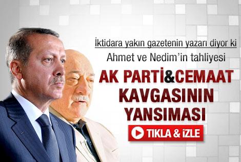 Bayramoğlu'ndan Ahmet Şık ve Nedim Şener yorumu