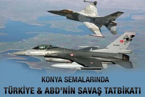 Konya semalarında Türkiye - ABD işbirliği