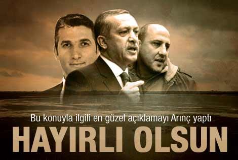 Erdoğan'dan Şık ve Şener tahliyesine ilk yorum