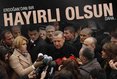Başbakan Erdoğan'dan Sivas Davası yorumu
