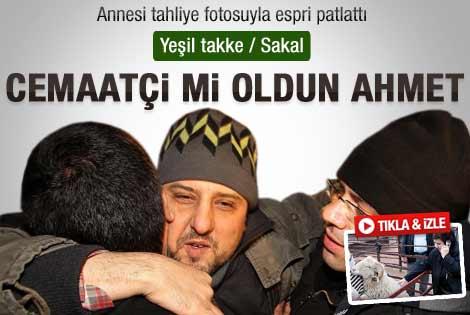 Ahmet Şık'ın annesinden cemaatçi esprisi