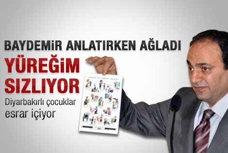 Osman Baydemir'den acı itiraf