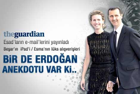 Esad çiftinin yazışmaları yayınlandı