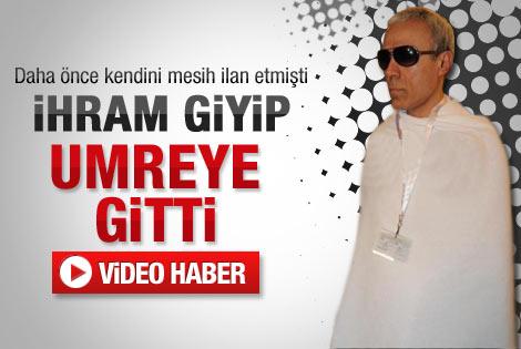 Mehmet Ali Ağca umreye gitti - izle