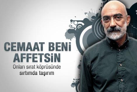 Ahmet Altan Gülen cemaatinden özür diledi