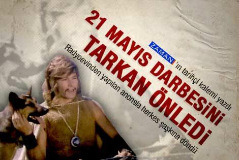 Kartal Tibet 21 Mayıs darbesini önlemiş