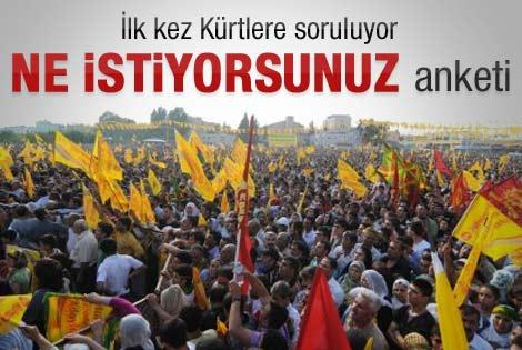 Referandum olursa Kürtler ne ister
