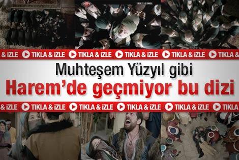 Osmanlı-Kıyam'da izleyiciyi ekrana kilitleyen sahne – Video