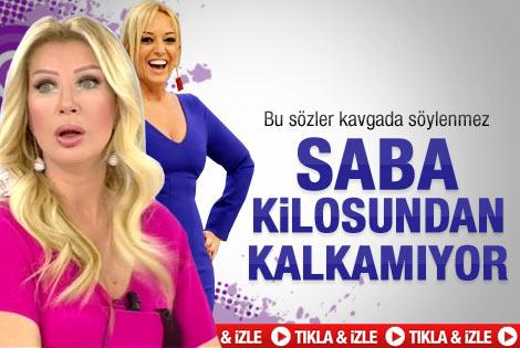 Seda Sayan'ın sözleri Saba Tümer'i çıldırtacak - Video