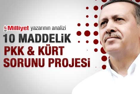 PKK ve Kürt sorunu ile mücadelede yeni strateji