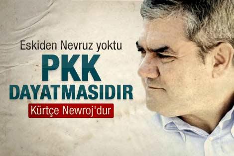 Yılmaz Özdil: Nevruz PKK dayatmasıdır