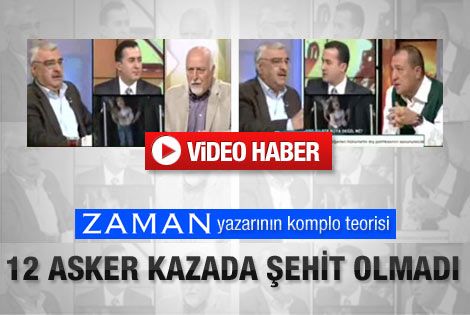 Ali Bulaç'tan komplo iddiası - Video
