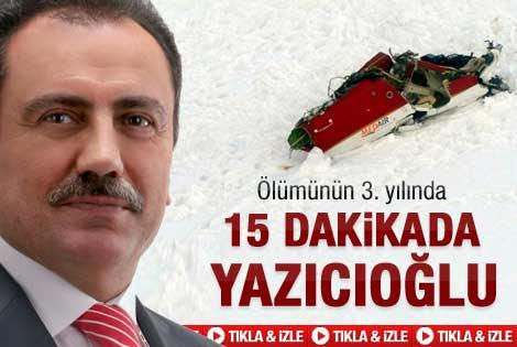 15 dakikada Muhsin Yazıcıoğlu - Video