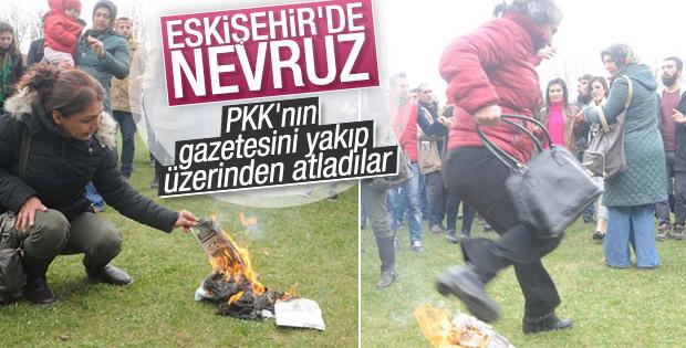 Eskişehir'de Nevruz'a yeterli katılım olmadı