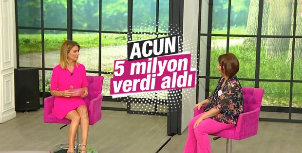 Esra Erol TV8'e geçti