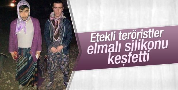 Silopi'de 4 etekli terörist yakalandı