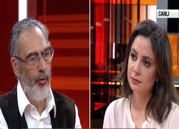 Etyen Mahçupyan'dan Aydıntaşbaş'ı susturan cevap İZLE