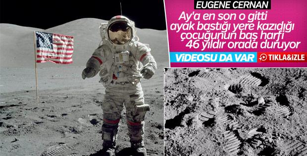 Ay'daki son insan: Eugene Cernan