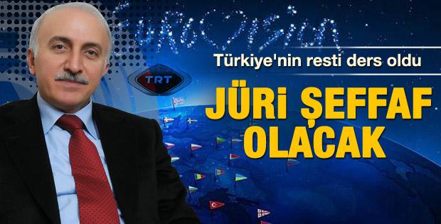 Eurovision kuralları değişti, gözler TRT'de