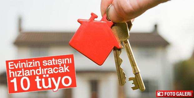 Evinizin satışını hızlandıracak 10 tüyo