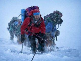 Everest'in çekimleri Nepal'de başlıyor