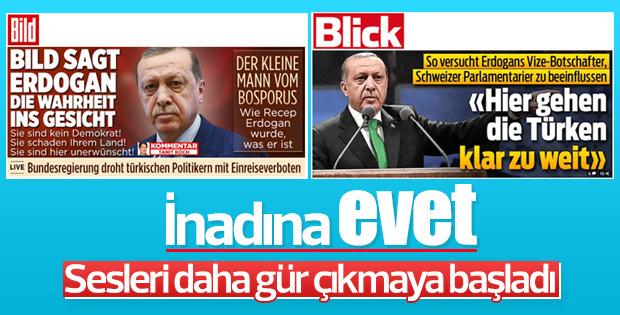 Avrupa medyasının hedefi: Recep Tayyip Erdoğan