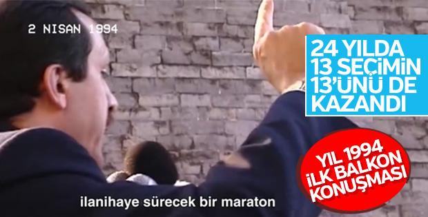 Cumhurbaşkanı Recep Tayyip Erdoğan'ın siyasi zaferleri