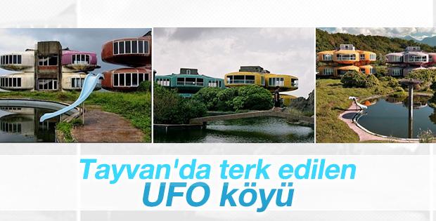 Tayvan'daki UFO köyü terk edildi