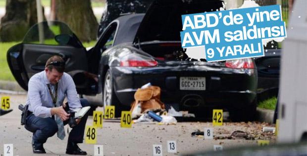 ABD'de bir AVM'de silahlı saldırı düzenlendi