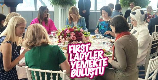 Melania Trump, Emine Erdoğan'ı yemeğe davet etti