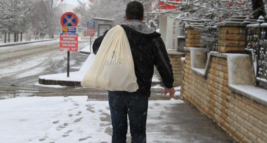 Doğu Anadolu'da seçmenlere kar engeli