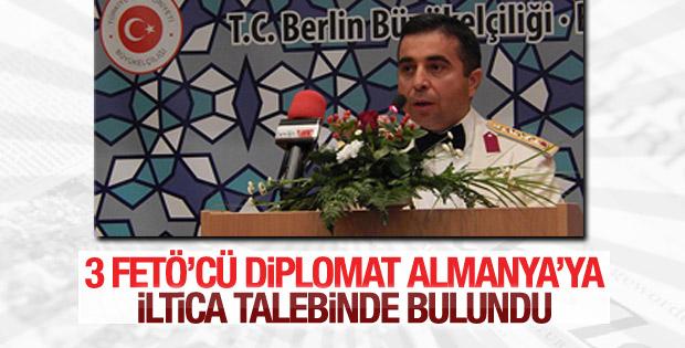 3 Türk diplomat Almanya'ya iltica talebinde bulundu