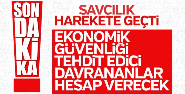İstanbul Cumhuriyet Başsavcılığı'ndan soruşturma