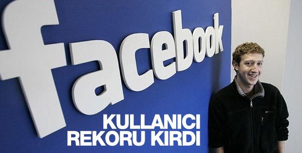 Facebook'tan 2 milyar kullanıcı rekoru
