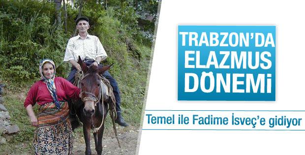 Trabzon'da Elazmus dönemi başlıyor