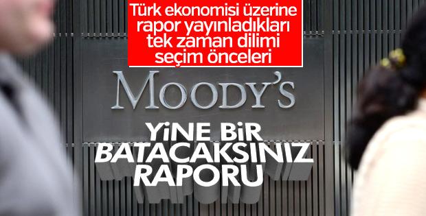 Moody's'den Türkiye raporu