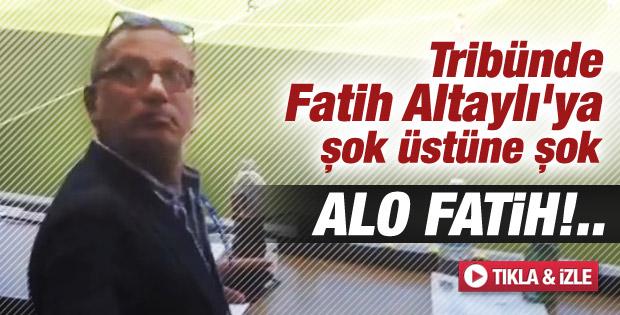 ABD'deki milli maçta Fatih Altalı'ya protesto İZLE