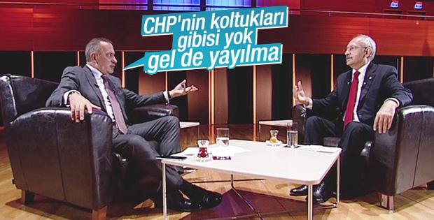 Fatih Altaylı Kılıçdaroğlu'yla görüşmesini anlattı