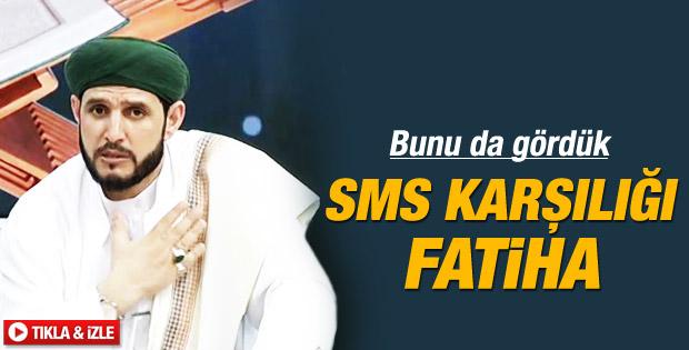Soma için SMS ile Fatiha okudular İZLE