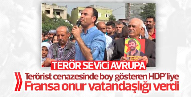 HDP'li Faysal Sarıyıldız Fransa'da Onur Vatandaşı olacak
